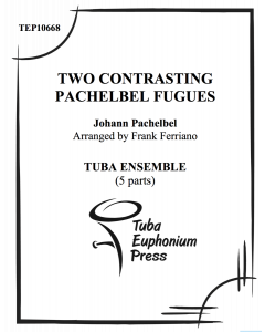 Two Contrasting Pachelbel Fugues