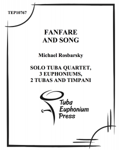 Fanfare and Song