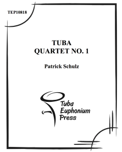 Tuba Quartet No. 1