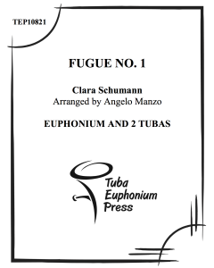 Fugue Number 1