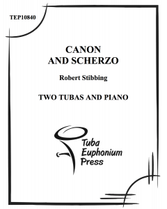 Canon and Scherzo