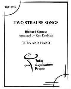 Two Strauss Songs