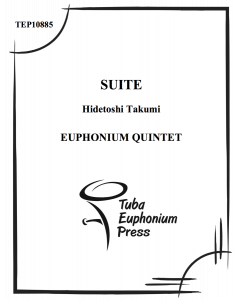 Suite for Five Euphoniums