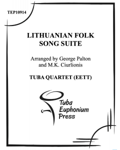 Lithuanian Folk Song Suite