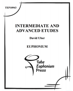 Intermediate-Advanced Etudes