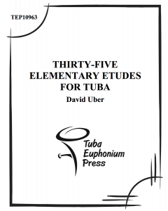 Thirty-five Elementary Etudes