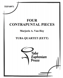 Four Contrapuntal Pieces