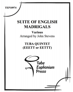 Suite of English Madrigals