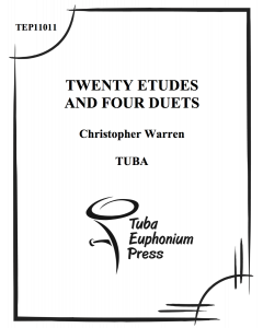 Twenty Etudes and Four Duets