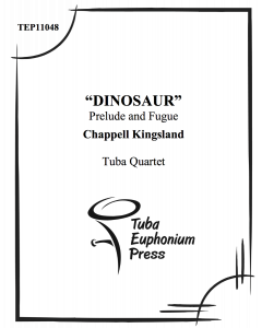 Dinosaur Prelude and Fugue
