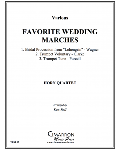 Favorite Wedding Marches