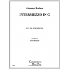 Intermezzo in G Minor
