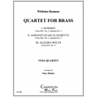 Quartet for Brass