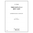 Adagio and Allegro from Trio Sonata, BWV 1039