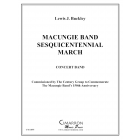 Macungie Band Sesquicentennial March