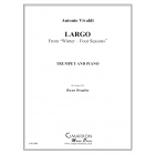 "Largo from ""Winter-Four Seasons"""