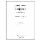 """""""Serenade"""" from The Student Prince"""