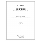 """""""Hornpipe"""" from Water Music"""