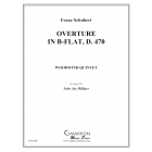 Overture in B-flat, D. 470