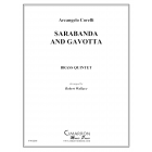 Sarabanda and Gavotta