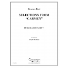 """Selections from """"Carmen"""""""