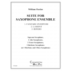 Suite for Saxophone Ensemble