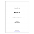 """Finale from """"Quintet No. 1"""""""