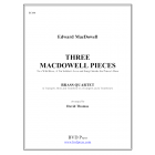 Three MacDowell Pieces