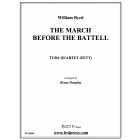 March Before the Battell