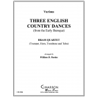 The English Country Dances (from the Early Baroque)