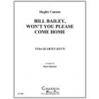 Bill Bailey, Won't You Please Come Home
