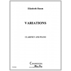 Variations for Clarinet