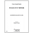 Fugue in F minor