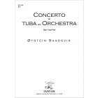 Concerto for tuba (SOLO PART ONLY)