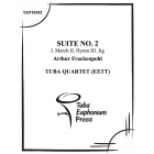 Suite No. 2 for Tuba Quartet