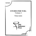 Etudes for Tuba, Vol. 2