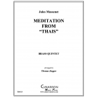 "Meditation from ""Thais"""
