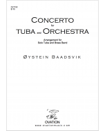 Concerto for tuba (arr. tuba and brass band)